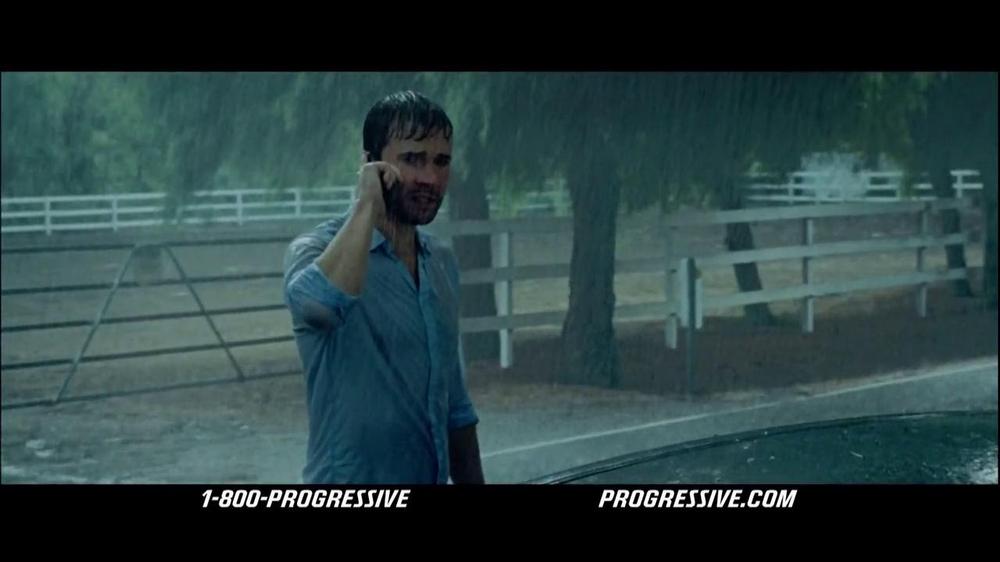 Progressive Commercial Actors >> Progressive Claim Service TV Spot, 'Movie Trailer' - iSpot.tv