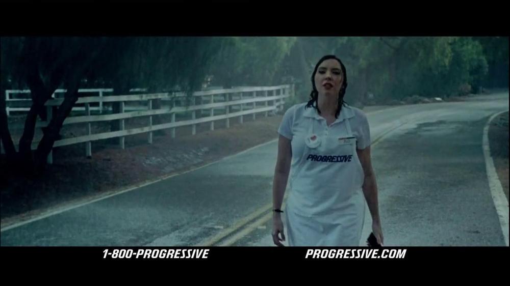 Progressive Claim Service TV Spot Movie Trailer iSpot