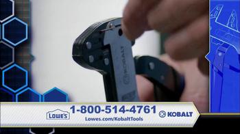 Kobalt Magnum Grip TV Spot - Thumbnail 9