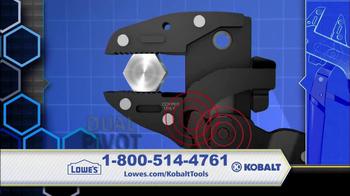 Kobalt Magnum Grip TV Spot - Thumbnail 4