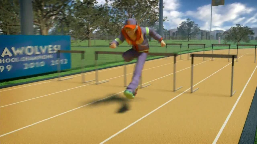 Skechers Air-Mazing Kid TV Spot - Screenshot 3
