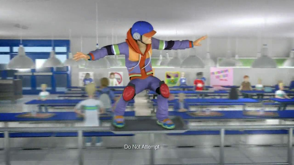 Skechers Air-Mazing Kid TV Spot - Screenshot 4