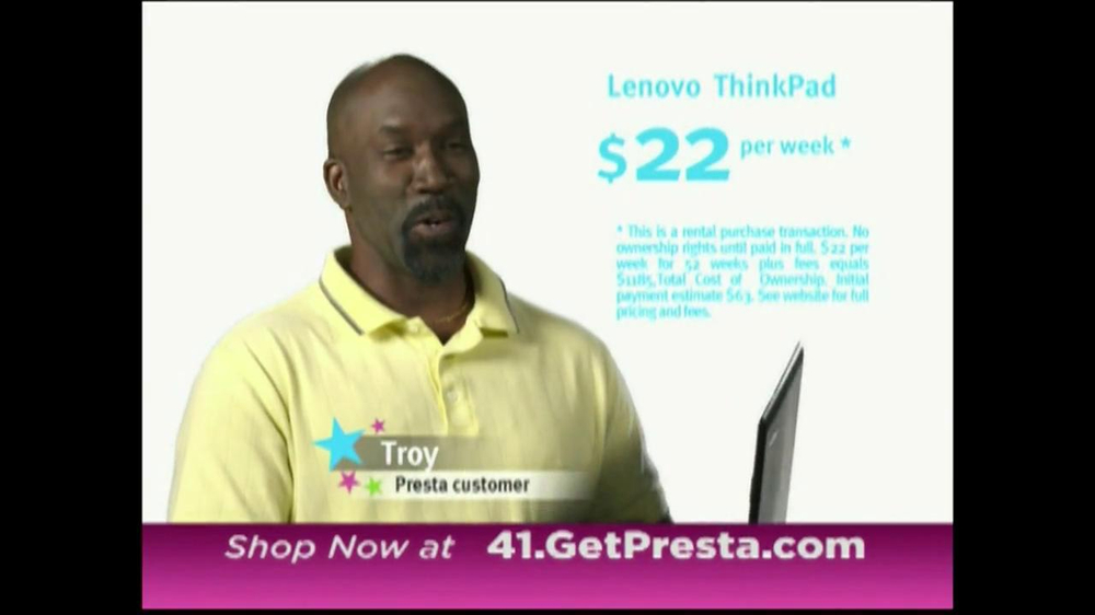 Presta TV Spot, 'Today's Hottest Electronics' - Screenshot 5