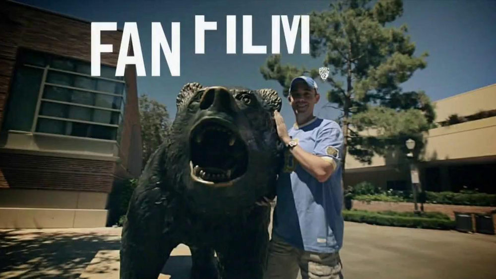 Pac-12 Conference TV Spot, 'Fan Film: UCLA Bruins' - Screenshot 1