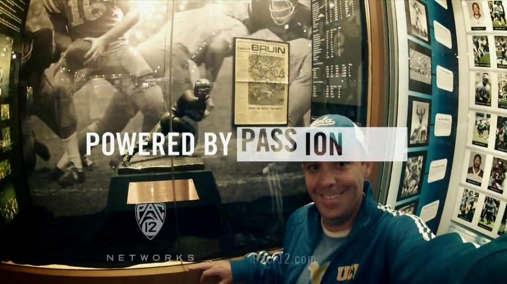 Pac-12 Conference TV Spot, 'Fan Film: UCLA Bruins' - Screenshot 9
