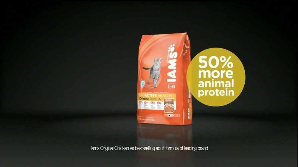 Iams TV Spot, 'Ziggy the Cat' - Screenshot 8