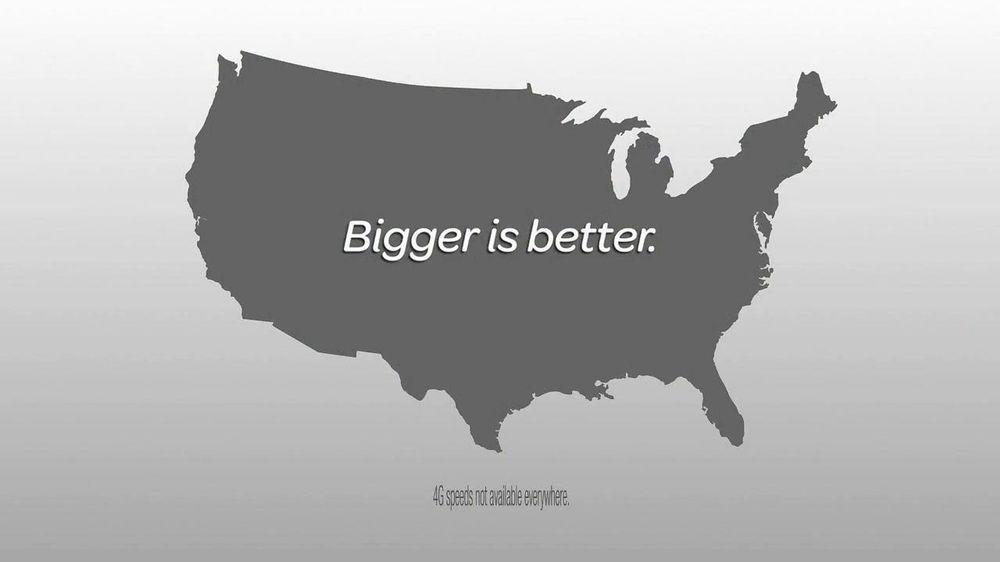 AT&T TV Spot, 'Bigger or Smaller' Featuring Beck Bennett - Screenshot 8