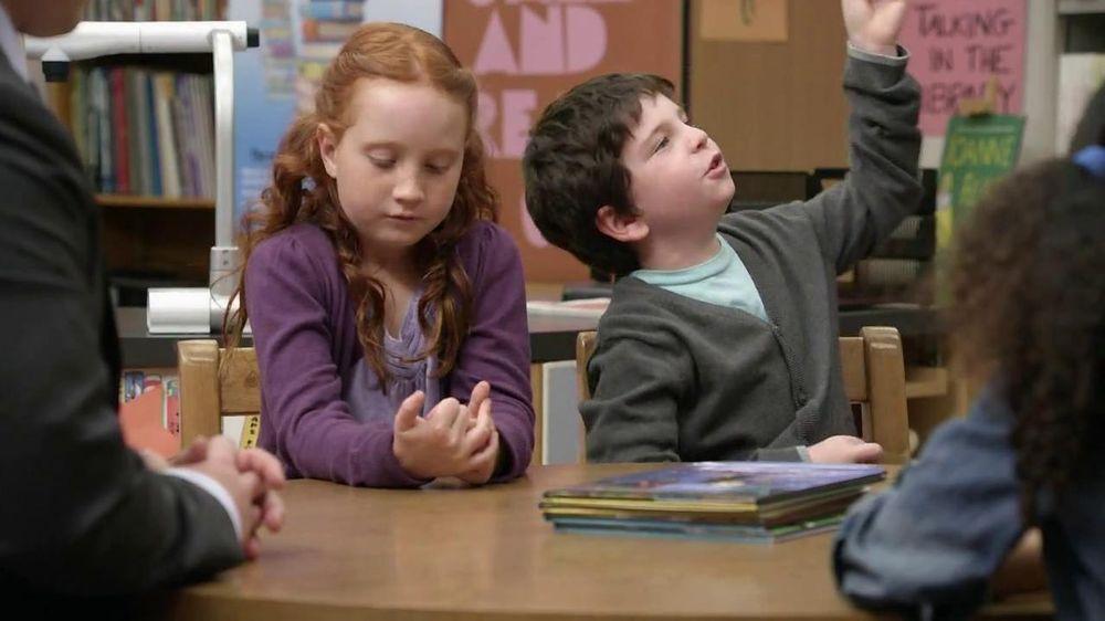 AT&T TV Spot, 'Bigger or Smaller' Featuring Beck Bennett - Screenshot 5