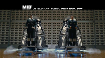 Men in Black 3 Blu-ray TV Spot