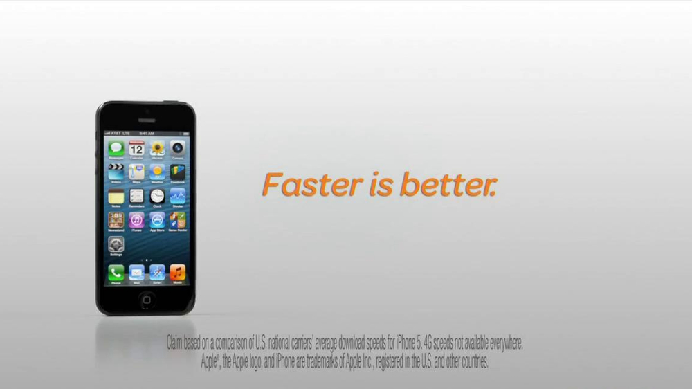 AT&T TV Spot, 'Faster or Slower' Featuring Beck Bennett - Screenshot 5