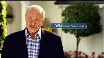 American Advisors Group TV Spot, Feat Fred Thompson 'Gov Insured'