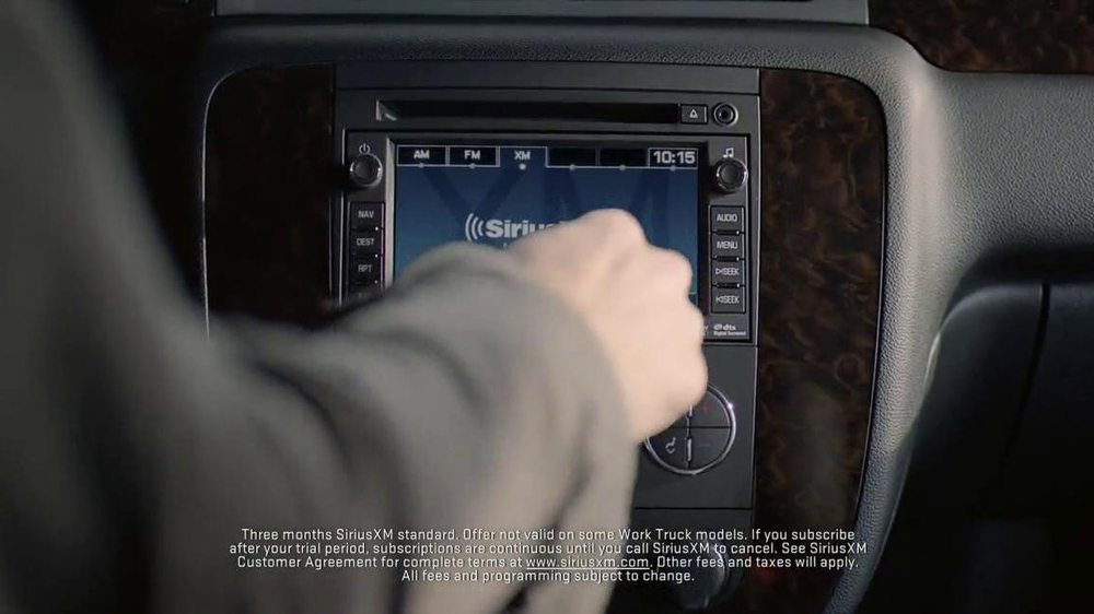 2013 GMC Sierra TV Spot, 'Nutcracker' - Screenshot 1