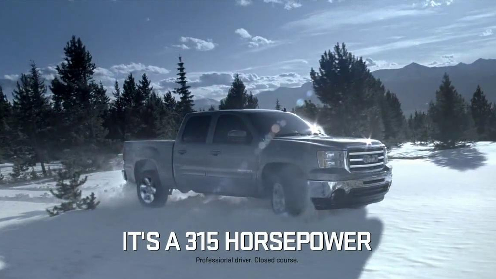 2013 GMC Sierra TV Spot, 'Nutcracker' - Screenshot 2