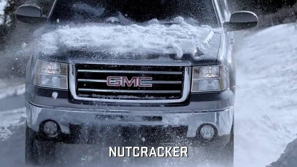 2013 GMC Sierra TV Spot, 'Nutcracker' - Screenshot 5