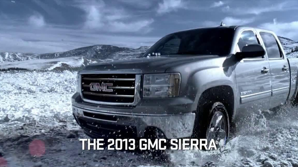 2013 GMC Sierra TV Spot, 'Nutcracker' - Screenshot 6
