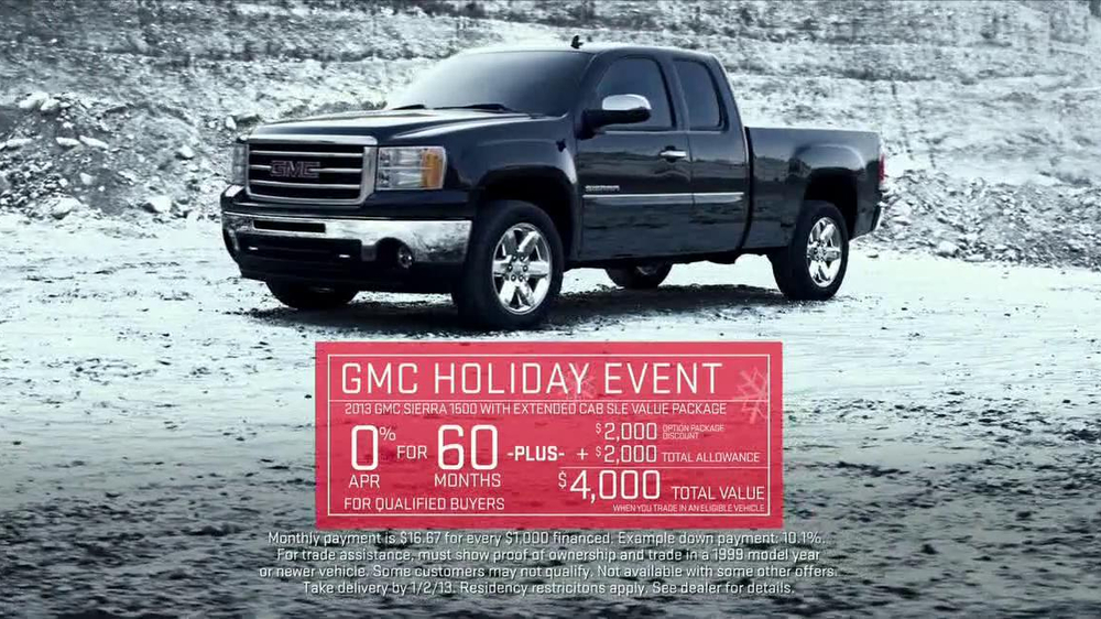 2013 GMC Sierra TV Spot, 'Nutcracker' - Screenshot 7