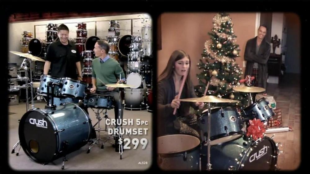 guitar center tv commercial 39 crush drums mics 39. Black Bedroom Furniture Sets. Home Design Ideas