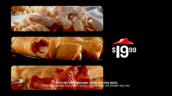 Pizza Hut Big Dinner Box TV Spot, 'One Up' Featuring Aaron Rodgers - Thumbnail 8
