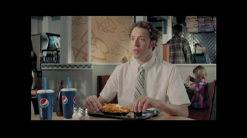 Long John Silver's Two for $10 TV Spot, 'Stranger'