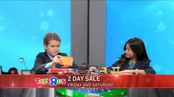Toys R Us Update TV Spot, '2 Day Sale: Buy 1 Get 1 50% Off'