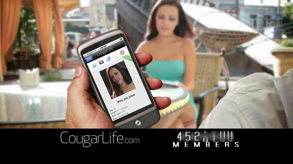 Cougarlife.com TV Spot, 'Cougar Life in the City' - Screenshot 10