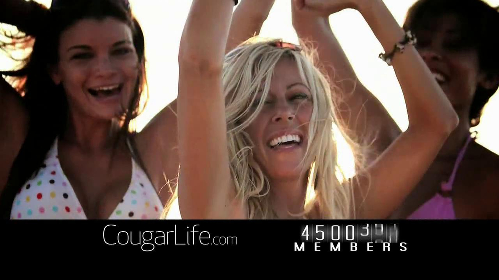 Cougarlife.com TV Spot, 'Cougar Life in the City' - Screenshot 6