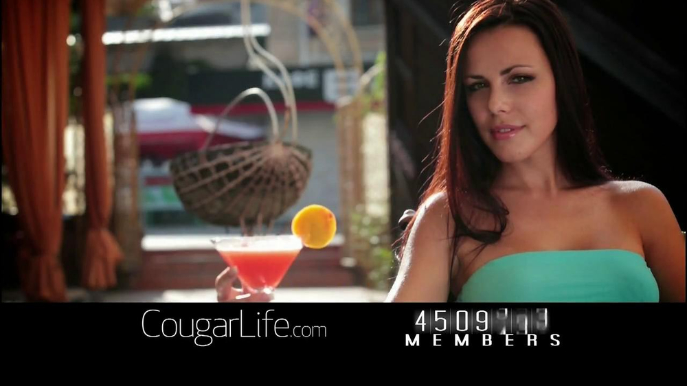 Cougarlife.com TV Spot, 'Cougar Life in the City' - Screenshot 9