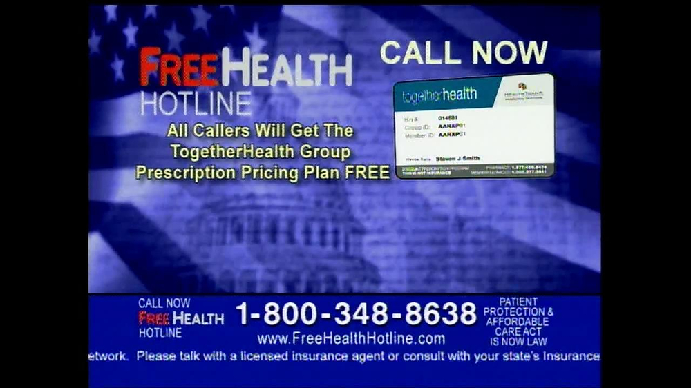 Free Health Hotline TV Spot - Screenshot 9