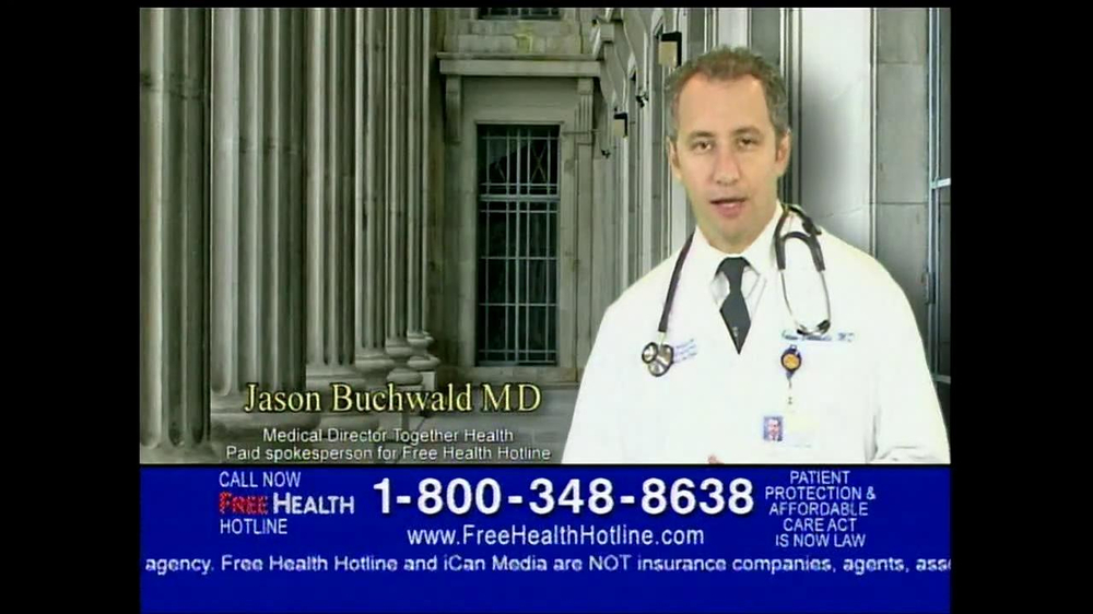 Free Health Hotline TV Spot - Screenshot 5