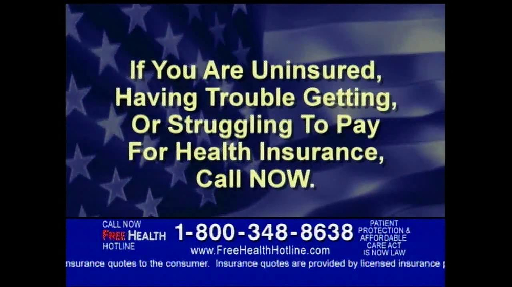 Free Health Hotline TV Spot - Screenshot 7