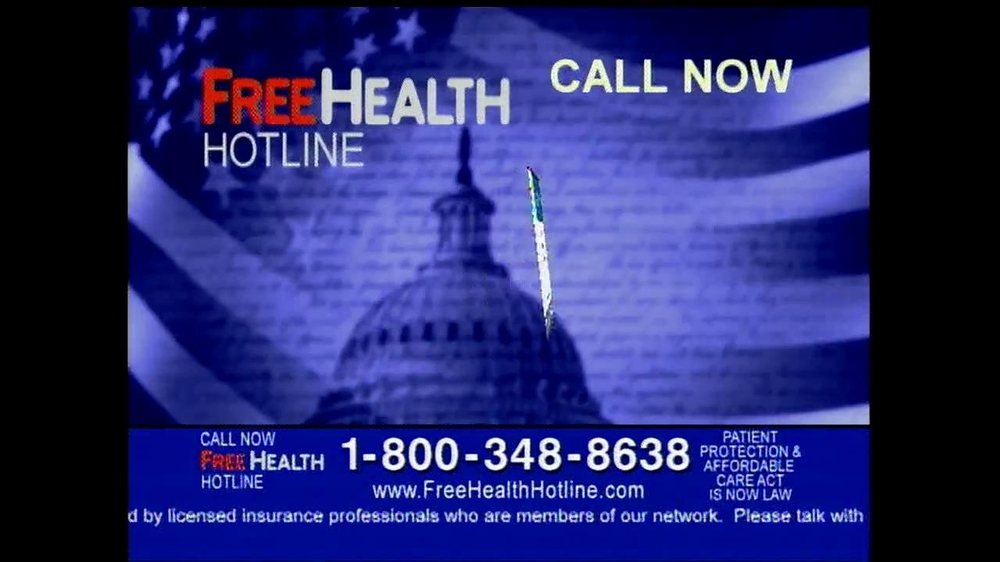 Free Health Hotline TV Spot - Screenshot 8