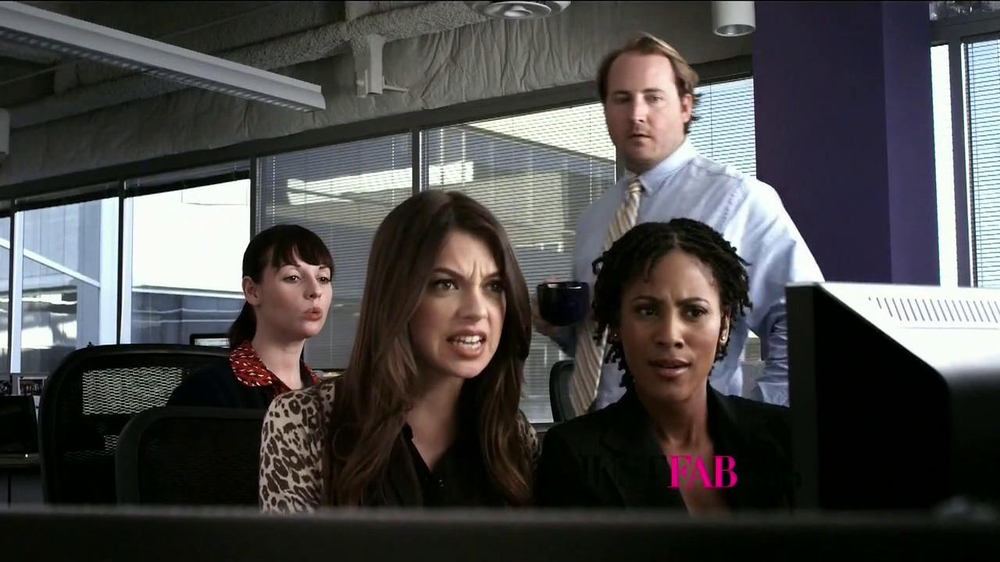 JustFab.com TV Spot, 'Office Excitement' - Screenshot 5