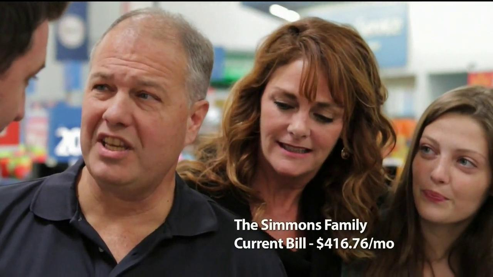 Walmart TV Spot, 'Low Price Gurantee: The Simmons Family'  - Screenshot 2