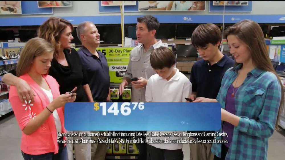 Walmart TV Spot, 'Low Price Gurantee: The Simmons Family'  - Screenshot 6
