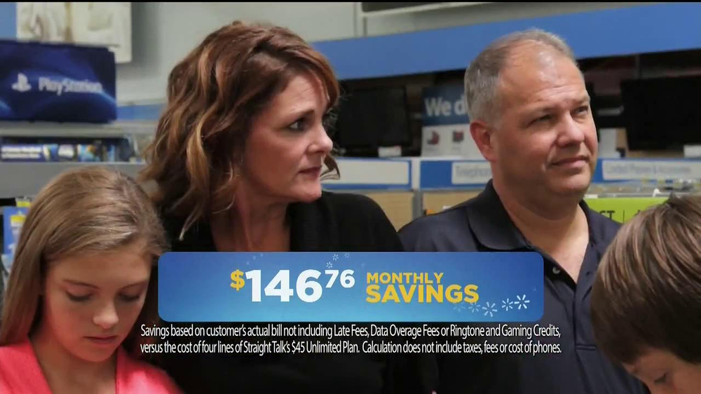 Walmart TV Spot, 'Low Price Gurantee: The Simmons Family'  - Screenshot 7