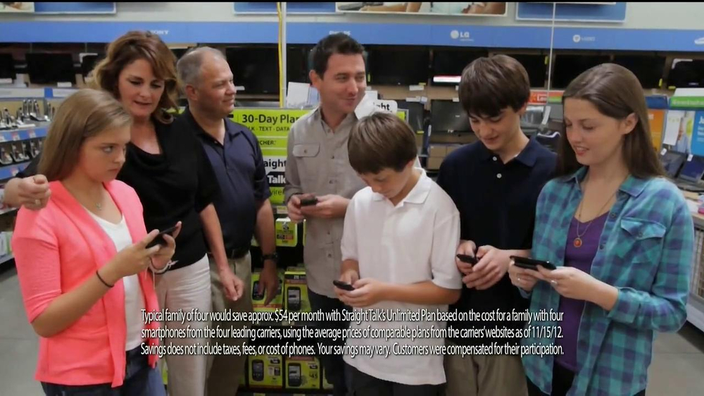 Walmart TV Spot, 'Low Price Gurantee: The Simmons Family'  - Screenshot 8