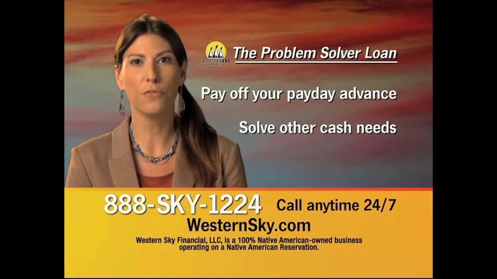 Western Sky Financial Problem Solver Loan TV Spot - Screenshot 6