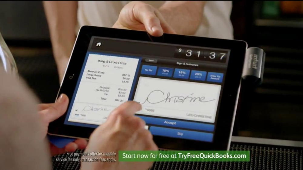 Intuit QuickBooks TV Spot, 'Pizza Guys' - Screenshot 7