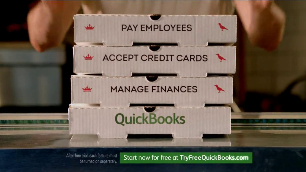Intuit QuickBooks TV Spot, 'Pizza Guys' - Screenshot 9
