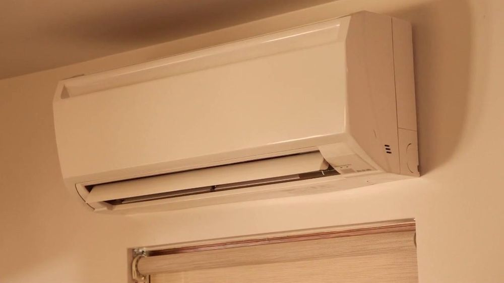 Image Result For Electric Wall Heating And Cooling Units