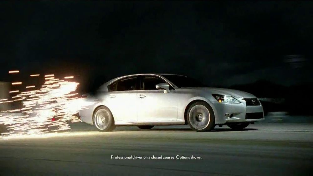 2013 Lexus GS TV Commercial, 'Racing' Song by J-Man - iSpot.tv