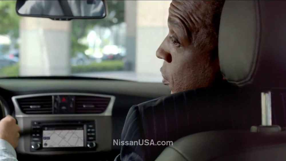 2013 Nissan Sentra TV Spot, 'Who's This' - Screenshot 4