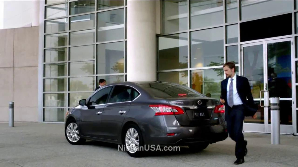 2013 Nissan Sentra TV Spot, 'Who's This' - Screenshot 5