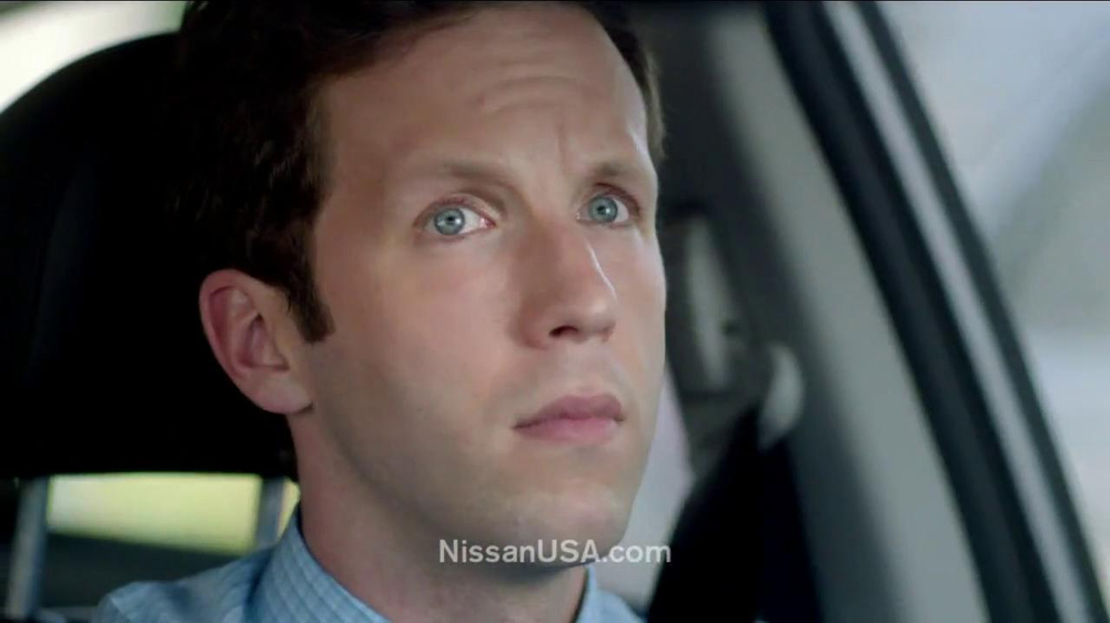 2013 Nissan Sentra TV Spot, 'Who's This' - Screenshot 6