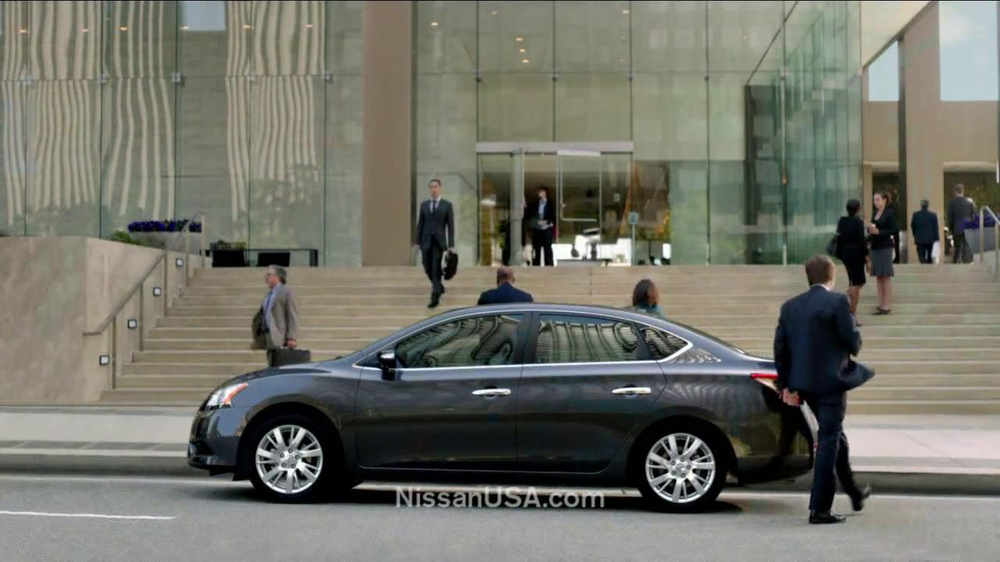2013 Nissan Sentra TV Spot, 'Who's This' - Screenshot 7