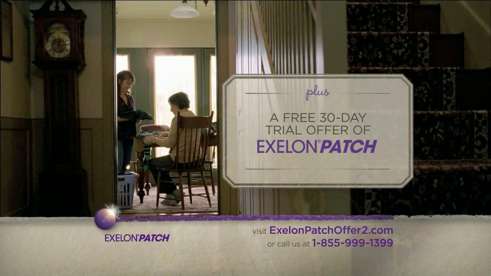 Exelon patch tracker