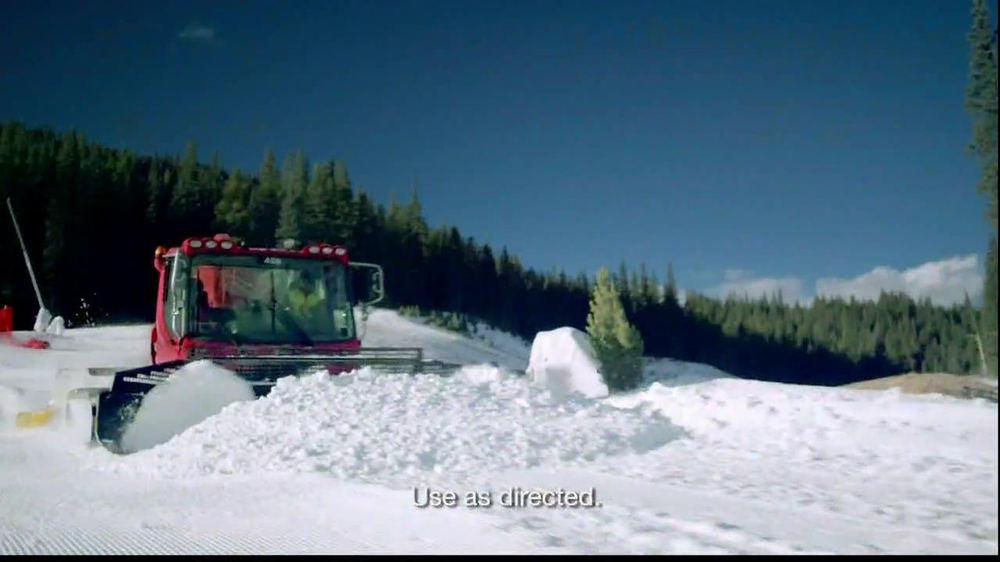 Claritin D TV Spot, 'Snow Plow' - Screenshot 10