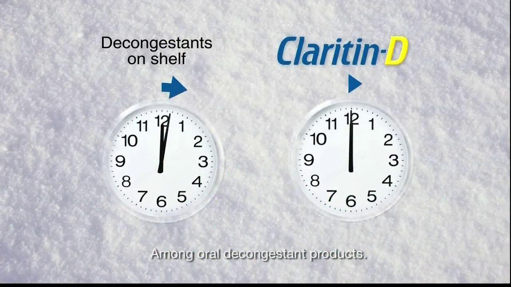 Claritin D TV Spot, 'Snow Plow' - Screenshot 5