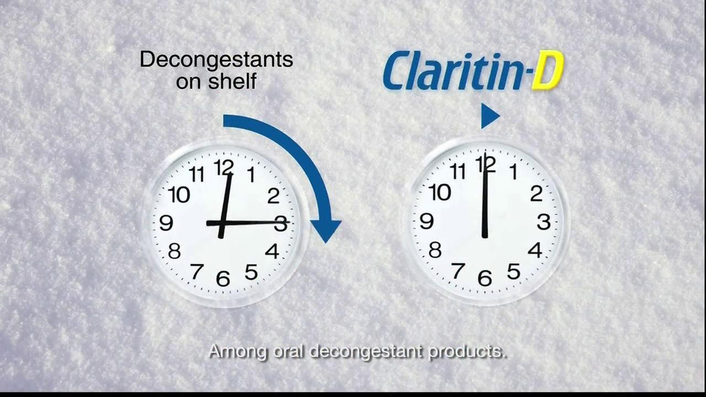 Claritin D TV Spot, 'Snow Plow' - Screenshot 6