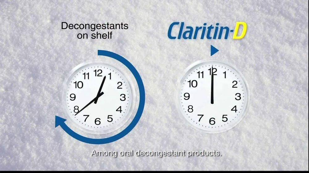 Claritin D TV Spot, 'Snow Plow' - Screenshot 7